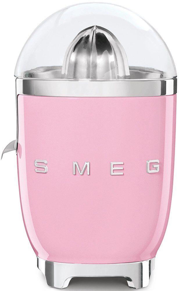 Smeg Retro Juicer - Pink - CJF01PKUK