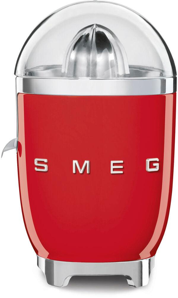 Smeg Retro Juicer - Red - CJF01RDUK