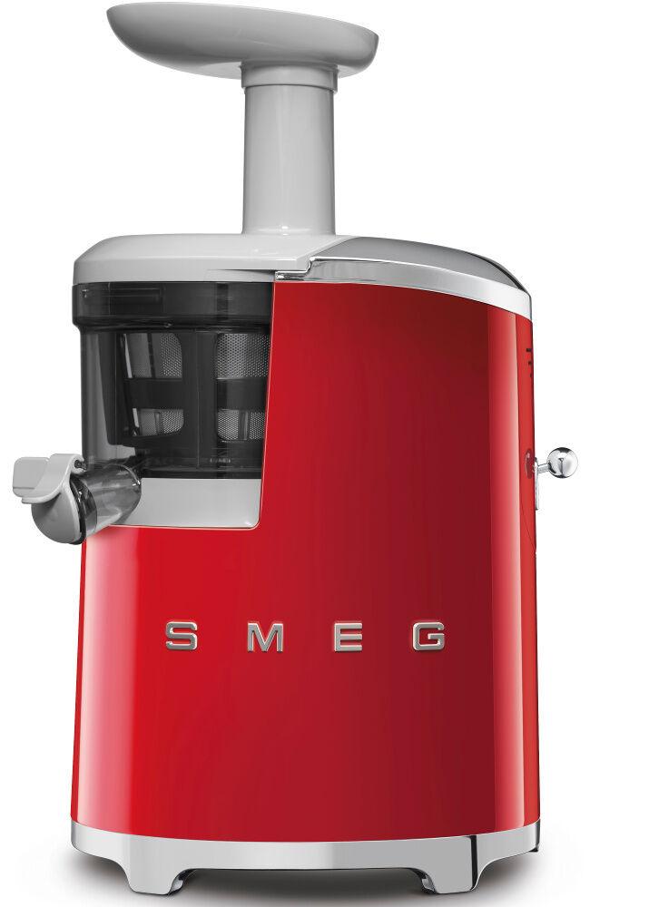 Smeg Retro Juicer - Red - SJF01RDUK