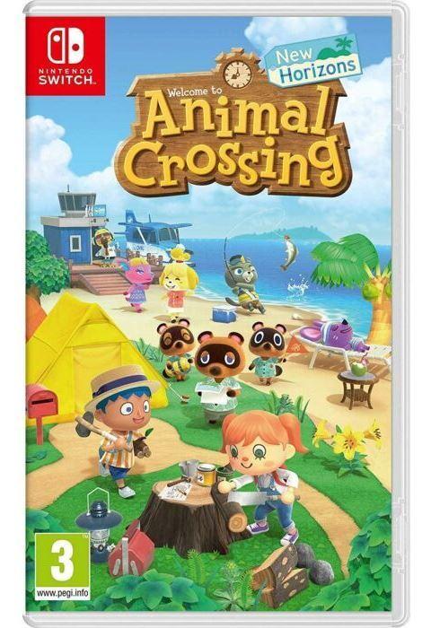 Nintendo Animal Crossing: New Horizons - NSKESININ42544