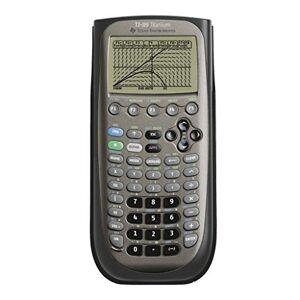 Texas Instruments TI-89 TITANIUM - Noir