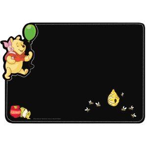 Disney Pooh Bother Free Day Blackboard Sticker