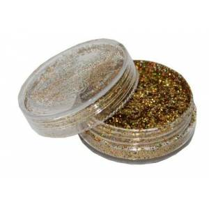 Creative Labs Face Glitter - Holographic Golden - Medium