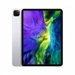 Apple New Apple iPad Pro (11-inch, Wi-Fi + Cellular, 512GB) - Silver (2nd Generation)