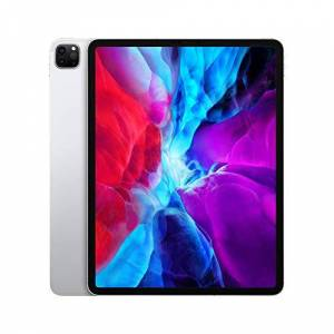 Apple New Apple iPad Pro (12.9-inch, Wi-Fi + Cellular, 128GB) - Silver (4th Generation)