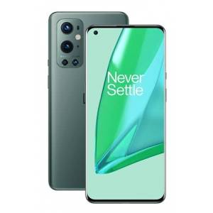 OnePlus 9 Pro 5G (UK) SIM-Free Smartphone with Hasselblad Camera for Mobile - Pine Green 12GB RAM 256GB - 2 Year Warranty