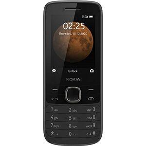 Nokia 225 4G 2.4-Inch UK SIM-Free Feature Phone (Dual SIM) – Black