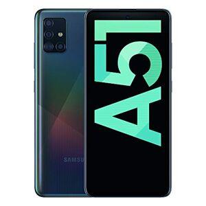 "SAMSUNG Galaxy SM-A515F 16.5 cm (6.5"") 128 GB Black 4000 mAh Galaxy SM-A515F, 16.5 cm (6.5""), 1080 x 2400 pixels, 2.3 GHz, 128 GB, 48 MP, Black"