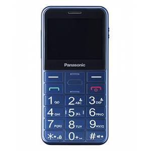 Panasonic TELEPHONE PORTABLE PANASONIC KX-TU150EXC, Barre, SIM unique