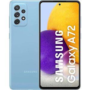 SAMSUNG Galaxy A72 - Smartphone 128GB, 6GB RAM, Dual Sim, Blue