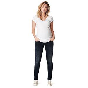 Noppies Women's Jeans OTB Slim Mila Midnight Blue Maternity, W27/L31