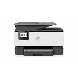 HP OfficeJet Pro 9010 All-in-One Wireless Printer, Instant Ink Ready, Print, Scan, Copy from Your Phone and Voice Activated (Works with Google Assistant)