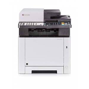 Kyocera Ecosys M5521cdn All-in-one Colour Laser Multifunction Printer, Scanner, Copy & Fax. Mobile Print Support. Amazon Dash Replenishment Enabled