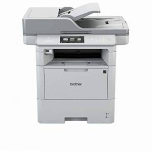 Brother DCP-L6600DW A4 mono laser printer (print, scan, copy, fax, 1200 x 1200 dpi, print airbag for 750,000 pages)