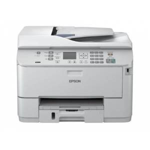 Epson WorkForce Pro WP-M4595dnf A4 Mono Inkjet Multifunction Printer with Additional 10K Ink Cartridge