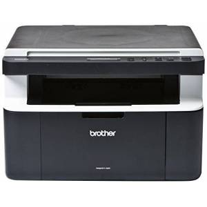 Brother DCP-1512 A4 Mono Laser Printer, PC Connected, Print, Copy and Scan