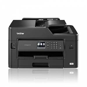 Brother MFC-J5330DW Colour Inkjet Printer - All-in-One, Wireless/USB 2.0/Network, Printer/Scanner/Copier/Fax Machine, 2 Sided Printing, A4 Printer/A3 print capability, Small Office/Business Printer