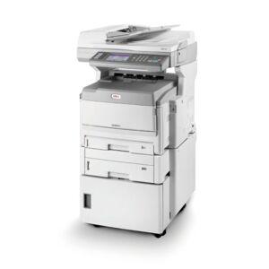 Oki MC861cdtn A3 Multifunction Colour laser Printer (Copy/Fax/Scan)