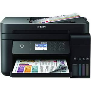 Epson ecotank inkjet multifunction device black Black