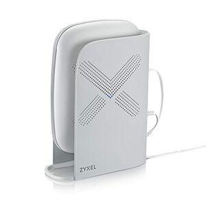 Zyxel Multy Plus Tri-band AC3000 Mesh WiFi-system fr fretag. Levereras med 1-rs skerhetslicens utan extra kostnad. 1-pack [WSQ60]