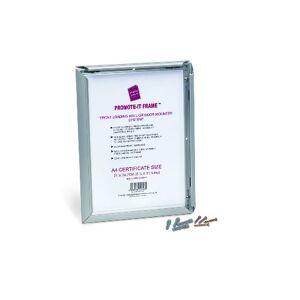 Photo Album Company A3 Promote It Aluminium Certificate Frame