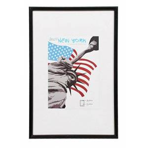 Dorr New York Photo Frame, Black, 5 x 3.5-Inch