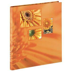 Hama 106264 Singo Orange photo album Singo, Orange, 60 sheets, 280 mm, 310 mm