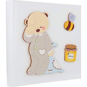 Fabula Photo Album 'Bear Blanket' 20x24 multi-coloured
