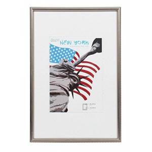 Dorr New York Photo Frame, Steel, 12 x 9.5-Inch