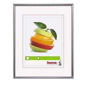 Hama 13 x 18 cm Sevilla Dcor Photo Frame-Silver Matt