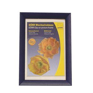 Dorr Dresden 12 x 8-inch Wood Photo Frame, Blue