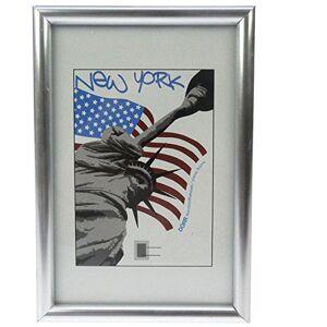 Dorr New York 7x5 Photo Frame - Silver