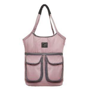 Vb002-Ro 7AM Enfant Barcelona Diaper Bag, Rose