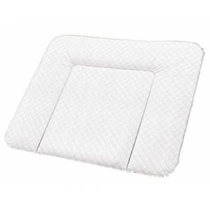 204430001ci Rotho Babydesign Quilted Changing Mat, Royal, For babies from birth upwards, 85 x 72 x 7 cm, White, 204430001CI