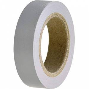 HELLERMANN TYTON htape-flex1515x 10Indoor and Outdoor 10M PVC Grey Adhesive Tape