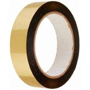 """3M TapeCase 3M 850 1"""" X 72YD - GOLD 850 1in X 72yd Gold Polyester Film Tape"""