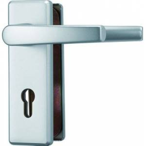 ABUS 264382 KKT512 F1 EK Protective Fitting Aluminium Double-Sided Handle