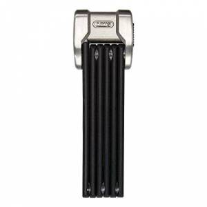 ABUS Unisex's Bordo Centium Chain Lock, Black, 90 cm