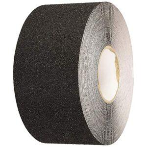3M Coarse Anti-Slip Tape, Black, 101 mm x 20 m, 1/Case