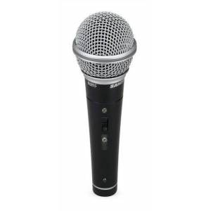 Samson SCR21S Cardioid Dynamic Microphone with On/Off Switch