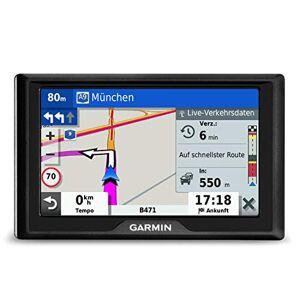 Garmin Drive 52 EU LMT RDS Drive 52 EU Navi RDS - Europe Maps, 5 Inch Display, Security Package, Parking Search, Tripadvisor Pois Black