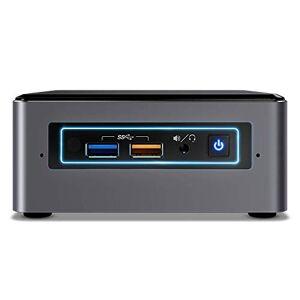 Intel BOXNUC7i3BNHX1 Core i3 Optane Memory Next Unit of Computing Barebone Kit - Black
