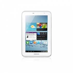Samsung 7.0 Galaxy Tab2 - White (8GB WiFi, Android 4.0)