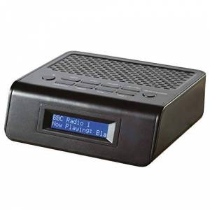 Daewoo Radio AC Adaptor LCD Display Alarm Function Great Sound Quality with easy to use Controls