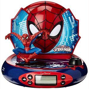 MARVEL Lexibook Spiderman Clock Radio