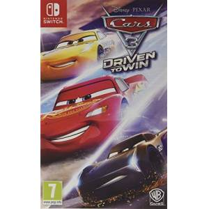 Warner Brothers Cars 3: Driven To Win (Nintendo Switch)