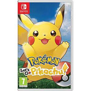 Nintendo Pokémon: Let's Go, Pikachu! (Nintendo Switch)