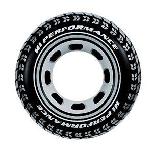 Intex - Swimming tube Giant car tyre 91cm