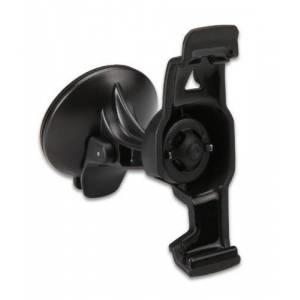 Garmin 010-11843-02 Vehicle Suction Cup Mount for Zumo 340, 350, 390 Sat Nav, Black