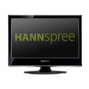 Hannspree SJ28DMBB 27.5-Inch Widescreen 1080p Full HD LCD TV with Freeview